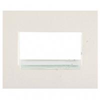 Лицевая панель двойной телефонной розетки RJ11 жемчуг Legrand Galea Life 771575