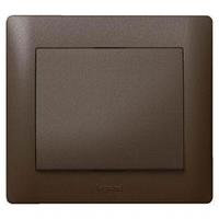 Лицевая панель выключателя инфракрасного, 400 Вт темная бронза Legrand Galea Life 771287