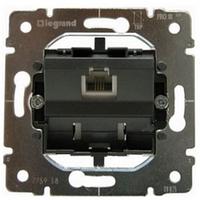 Механизм розетки телефонная RJ11 4 контакта Legrand Galea Life 775938