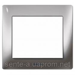 Рамка 1 пост алюминий Legrand Galea Life 771301
