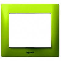 Рамка 1 пост magic green  Legrand Galea Life 771921
