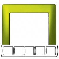 Рамка 5 постов magic green  Legrand Galea Life 771925