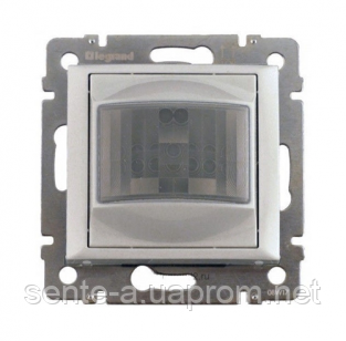 Механизм ИК датчика 320Вт алюминий 770228 Legrand Valena