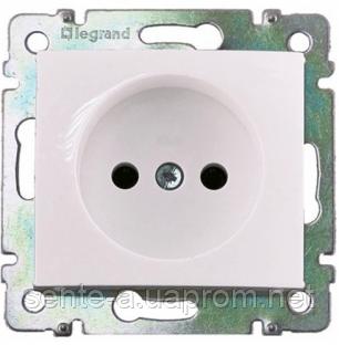 Механизм розетки (2К) 16А белый 774416 Legrand Valena