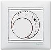 Механизм термостата для тёплых полов белый 770091 Legrand Valena, фото 2