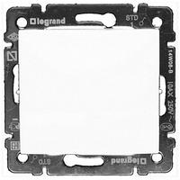 Механизм выключателя 1-клавишного IP44 белый 774201 Legrand Valena