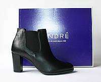 Женские ботинки челси Andre оригинал натуральная кожа 37