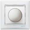 Механизм светорегулятора поворотный 40-400Вт белый 770061 Legrand Valena, фото 2