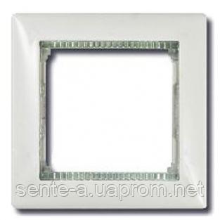 Рамка 1 пост белый/кристалл Legrand Valena 774461