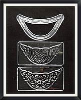 Штампы декоративные Цветочные для мастики, фото 1