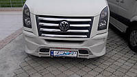 Volkswagen Crafter 2006-2012 Передний бампер Sport
