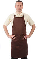 Фартук для официанта бармена повара. Спецодежда. Передник. Униформа. Фартук поварской