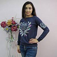 """Батник женский  на ФЛИСЕ. """"Carla Mara"""", Турция. Женские батники, свитера толстовки молодежные модные"""