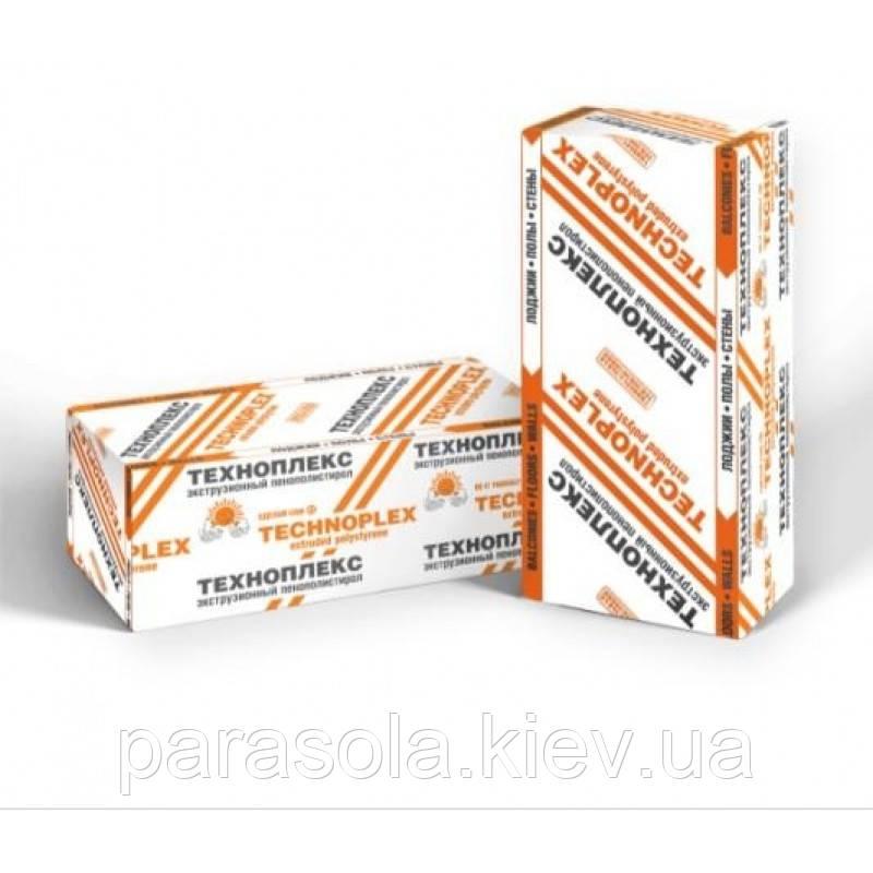 Экструдированный пенополистирол Техноплекс 50 мм Плотность 35 кг/м3