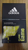 Adidas Pure Game 100 edt men