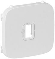 Лицевая панель USB розетки белая 754755 Legrand Valena Allure