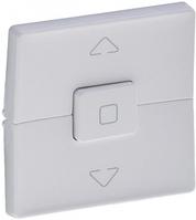Клавиша выключателя для жалюзи белая 755140 Legrand Valena Life