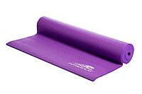 Коврик для йоги и фитнеса Violet
