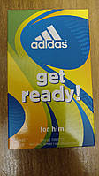 Adidas Get Ready For Him 100 edt men