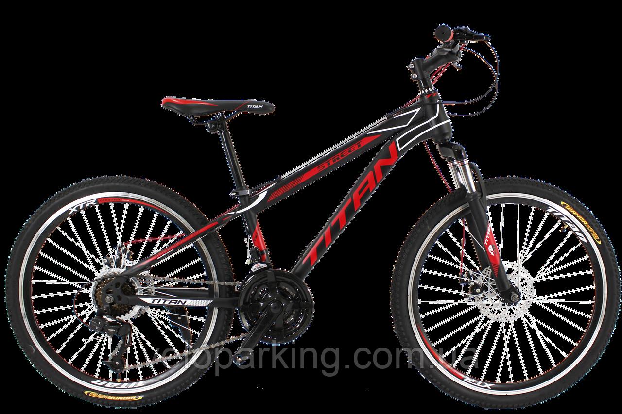 Горный подростковый велосипед Titan Street 24 (2017)
