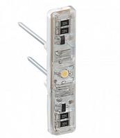Втычная светодиодная лампа для контурной подсветки/индикации переключателя 752057 Legrand Valena Alure