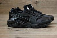 Кроссовки женские Nike Air Huarache 2008 черные