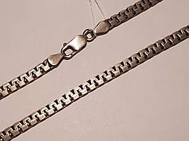 Срібний ланцюжок (Венеціанка). Артикул 917В 2/55