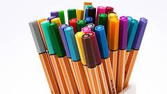 Фломастери кольорові