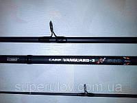 Удилище карповое CARP VANGUARD 3.9 метра тест 3-3.5 lbs