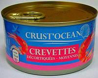Креветки Crevettes Crust'Ocean, 200г