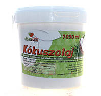 Кокосовое масло Lovediet, 1000 мл