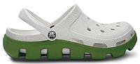 Детские кроксы Crocs белые