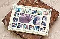 """Шоколадный набор с фото """"Классика"""" (на 24 шоколадки) - изготовление 3-5 раб.дней"""