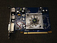 ВИДЕОКАРТА Pci-E Nvdia GeForce 8400 GS на 256 MB TC с HDMI и ГАРАНТИЕЙ ( видеоадаптер 8400gs 256mb 64bit )