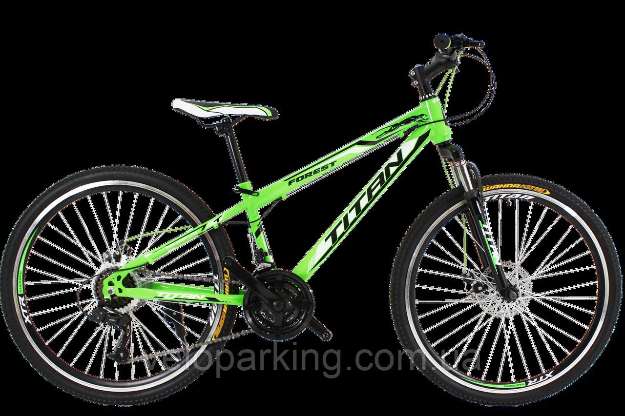 Горный велосипед Titan Forest 26 (2017) DD
