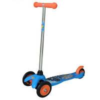 Детский скутер лицензионный HOT WHEELS Т57616