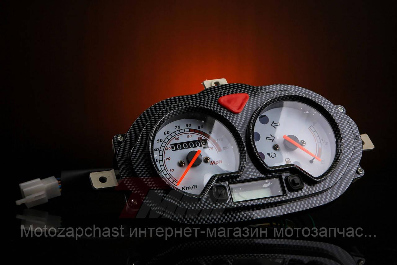 Панель приборов VIPER RACE B-08 с часами