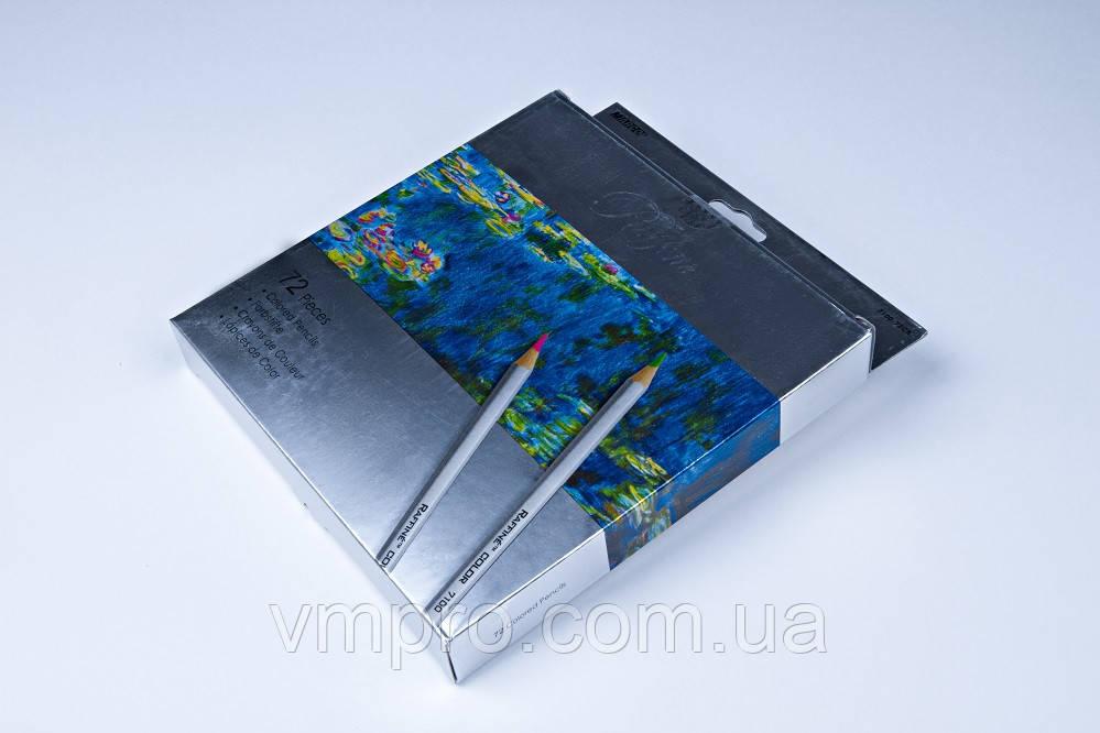"""Олівці кольорові """"MARCO"""" Raffine,№7100-72CB (72 кольору)"""