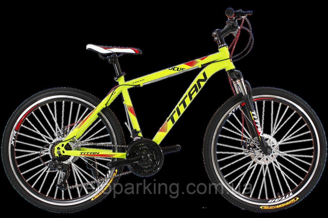 Горный велосипед Titan Focus 26 (2017) DD