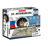 Объемный пазл Петербург 4D Cityscape (40036), фото 1