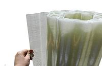 Шифер прозрачный волновой 2*30 м. (армированный) Volnoplast (Волнопласт) в рулоне