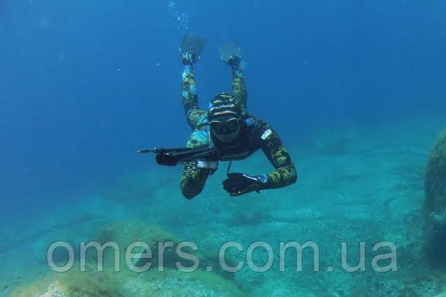 Гидрокостюм Salvimar Blend Camo 5,5 мм для подводной охоты