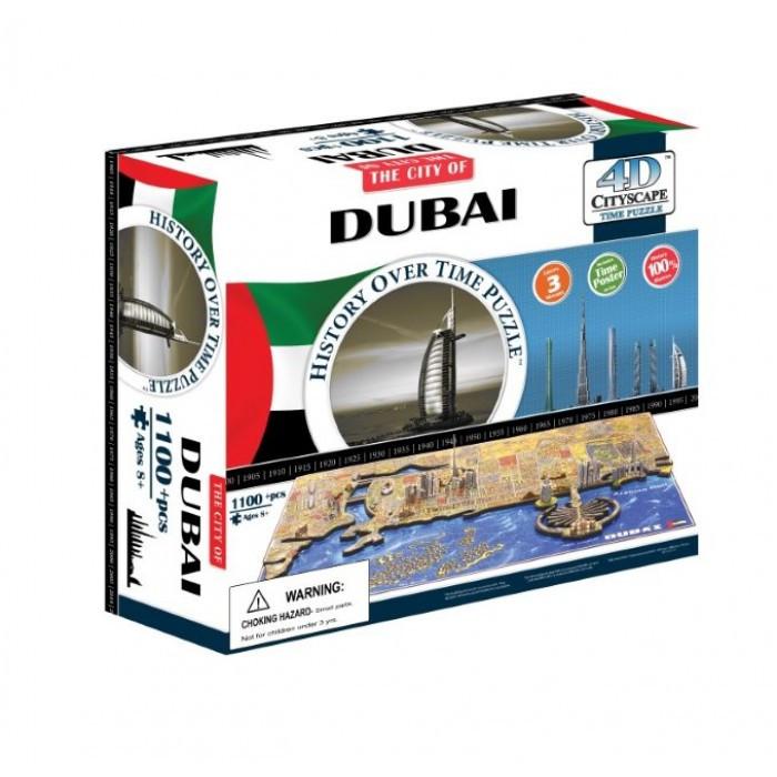 Объемный пазл Дубаи 4D Cityscape (40046)
