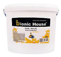 Масло для дерева с воском Bionic House, 10 л