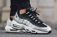 Кроссовки Nike Air Max 95 QS Metallic Platinum & Noir