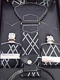 Подтяжки для джинс и брюк Paolo Udini мужские, фото 4