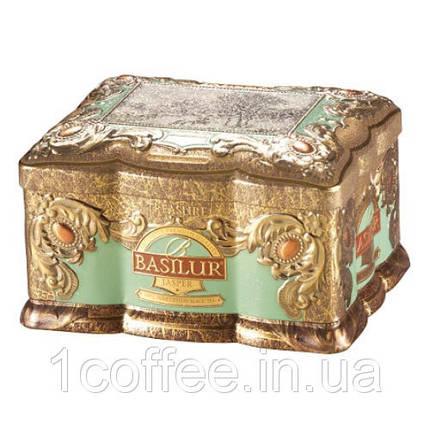 """Чай Basilur """"Шкатулка"""" Яшма ж/б 100г, фото 2"""
