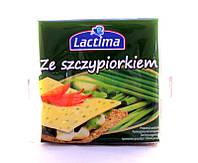 Сыр Lactima с зеленым луком, 130 г