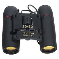 Карманный бинокль Sakura binoculars 30х60 (бинокуляр Сакура), фото 1