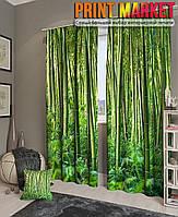 Фото шторы  бамбук